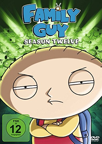 Family Guy Season 12 (3 DVDs)
