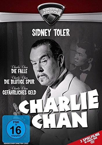 Charlie Chan Kultfilm Edition (3 DVDs)