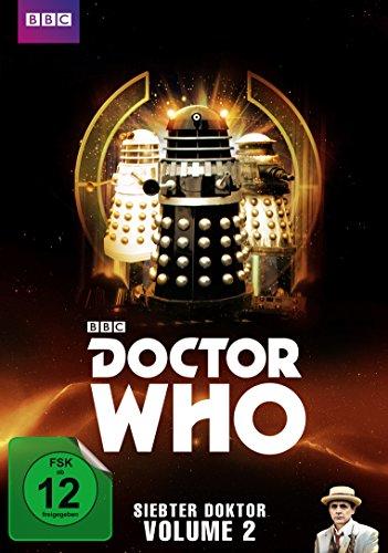 Doctor Who Siebter Doktor (Sylvester McCoy) Vol. 2 (5 DVDs)