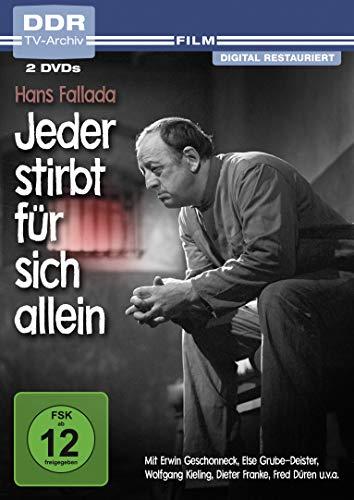 Jeder stirbt für sich allein (DDR-TV-Archiv) (2 DVDs) DDR-TV-Archiv (2 DVDs)