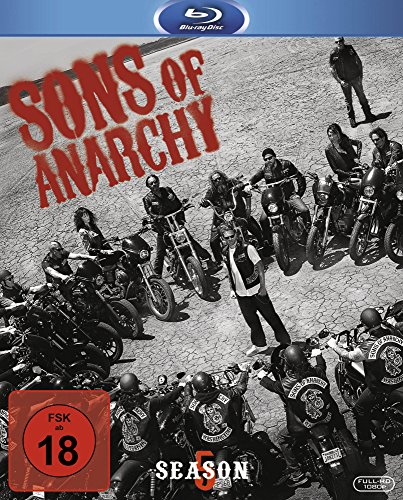 Sons of Anarchy Staffel 5 [Blu-ray]