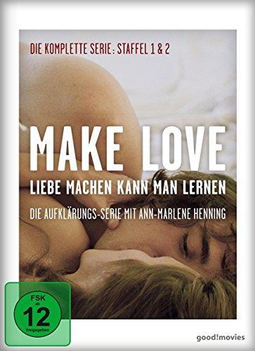 Make Love - Liebe machen kann man lernen: Sonderedition (3 DVDs)