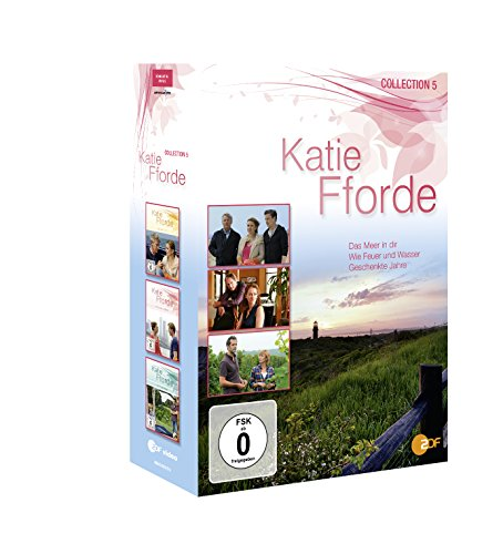 Katie Fforde - Collection  5 (3 DVDs)