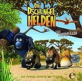 Die Dschungelhelden - Original-Hörspiel, Vol. 4: Das Tigerbrüllen
