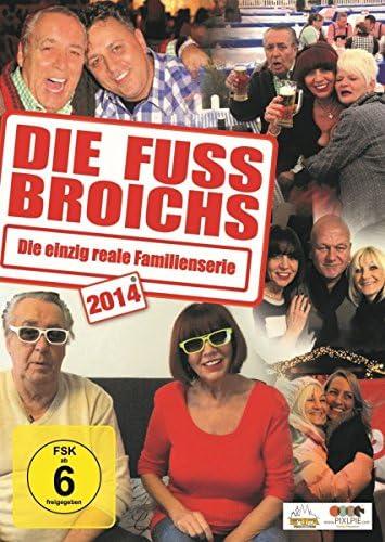 Die Fussbroichs 2014 - Die einzig reale Familienserie (2 DVDs)