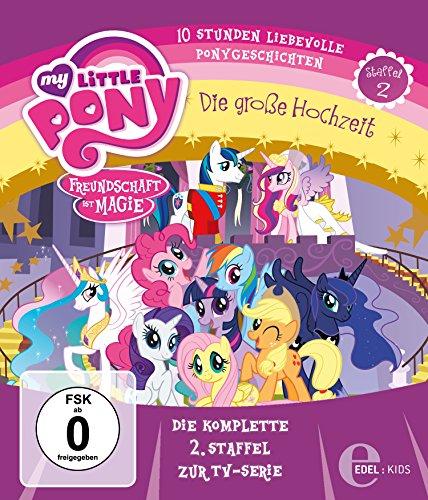 My Little Pony:  Freundschaft ist Magie Staffel 2 [Blu-ray]