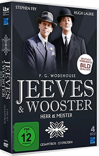 Jeeves And Wooster The Complete Collection