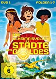 Die geheimnisvollen Städte des Goldes - DVD 1