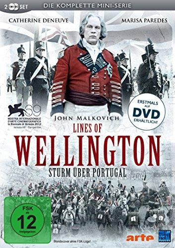 Lines of Wellington - Sturm über Portugal: