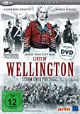 Lines of Wellington - Sturm über Portugal: Die komplette Mini-Serie (2 DVDs)