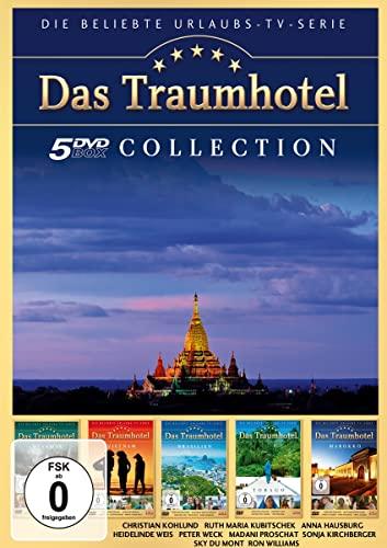 Das Traumhotel Sammelbox 4 (5 DVDs)
