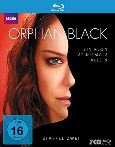 Orphan Black Staffel 2 [Blu-ray]
