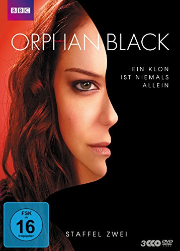 Orphan Black Staffel 2 (3 DVDs)