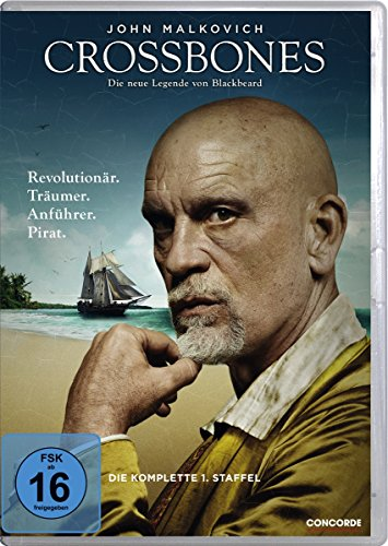 Crossbones Staffel 1 (3 DVDs)