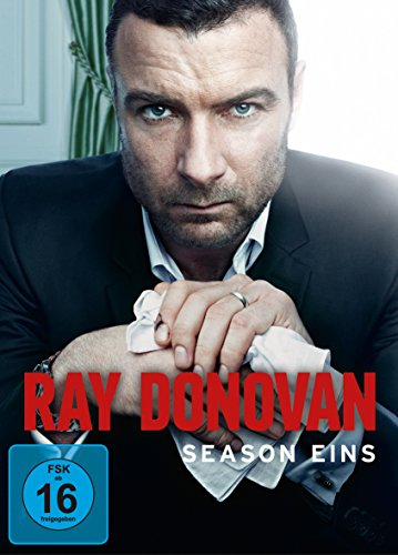 Ray Donovan Staffel 1 (4 DVDs)