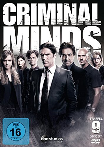 Criminal Minds Staffel  9 (5 DVDs)