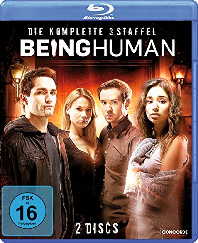 Being Human Staffel 3 [Blu-ray]