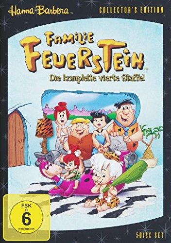Familie Feuerstein Staffel 4 (Collector's Edition) (5 DVDs)