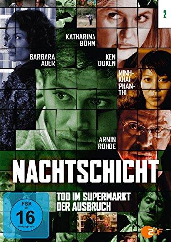 Nachtschicht II: Tod im Supermarkt/Der Ausbruch