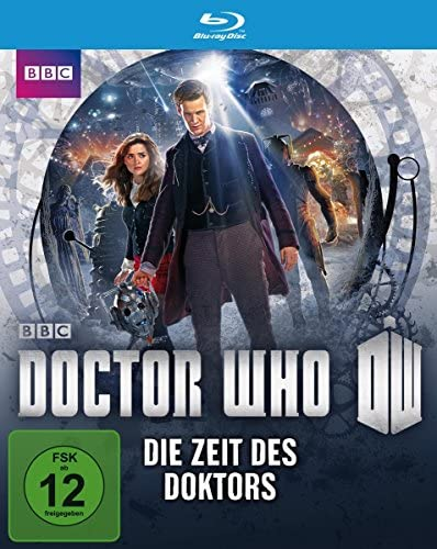 Doctor Who: Die Zeit des Doktors [Blu-ray]