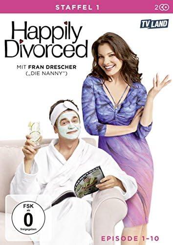 Happily Divorced Staffel 1 (2 DVDs)
