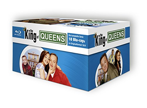 King of Queens HD Superbox (Limited Edition) [Blu-ray]