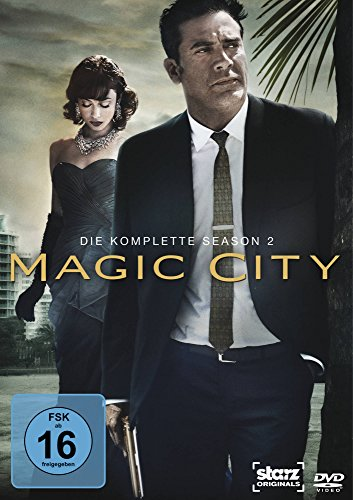 Magic City Season 2 (3 DVDs)