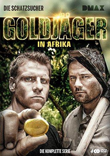 Die Schatzsucher - Goldjäger in Afrika
