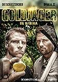 Die Schatzsucher - Goldjäger in Afrika - Die komplette Serie (4 DVDs)