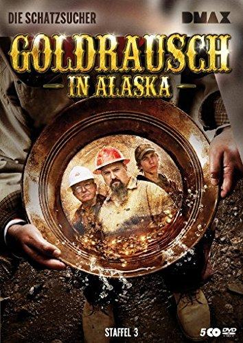 Die Schatzsucher - Goldrausch in Alaska Staffel 3 (4 DVDs)