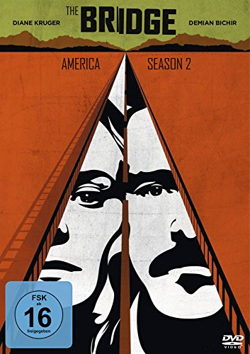 The Bridge - America: Season 2 (4 DVDs)