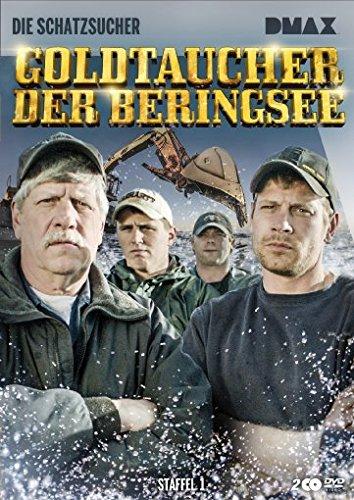 Die Schatzsucher - Goldtaucher der Beringsee: