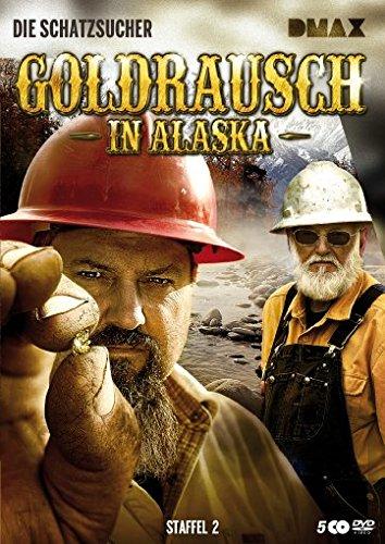 Die Schatzsucher - Goldrausch in Alaska Staffel 2 (5 DVDs)