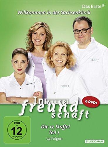 In aller Freundschaft Staffel 17, Teil 1 (6 DVDs)