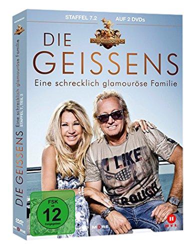 Die Geissens - Eine schrecklich glamouröse Familie: Staffel  7, Teil 2 (2 DVDs)
