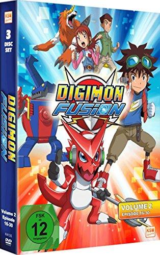 Digimon Fusion,
