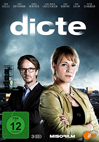 Dicte Staffel 1 (3 DVDs)