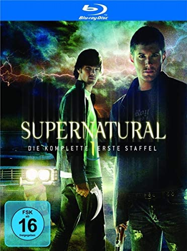 Supernatural Staffel  1 [Blu-ray]