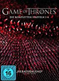 Game of Thrones - Staffel 1-4 (+Fotobuch) (Limited Edition) (21 DVDs)