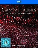 Game of Thrones - Staffel 1-4 (+Fotobuch) (Limited Edition) (exklusiv bei Amazon.de) [Blu-ray]