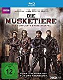 Die Musketiere - Staffel 1 [Blu-ray]