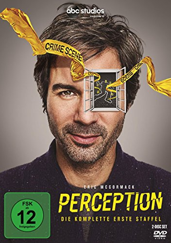 Perception Staffel 1 (2 DVDs)