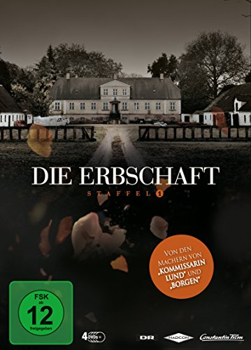 Die Erbschaft Staffel 1 (4 DVDs)
