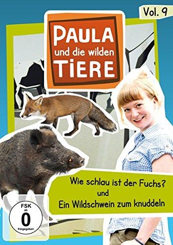 Paula und die wilden Tiere,