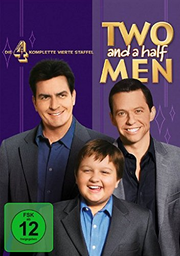 Two and a Half Men Staffel  4 (4 DVDs)