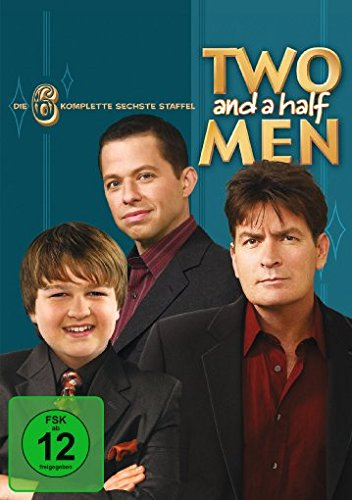 Two and a Half Men Staffel  6 (4 DVDs)