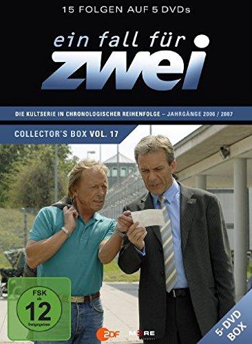 Ein Fall für Zwei Collector's Box 17 (5 DVDs)