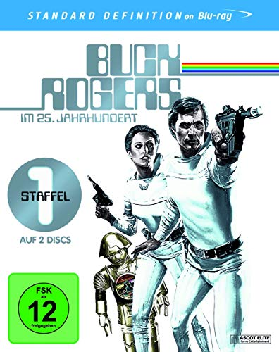 Buck Rogers Staffel 1 [SD on Blu-ray]