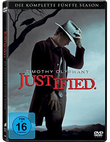 Justified Season 5 (3 DVDs)