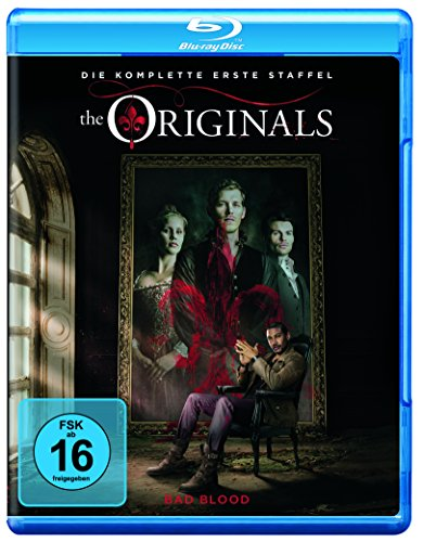 The Originals Staffel 1 [Blu-ray]